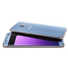 Samsung Galaxy S7 Edge Dual SIM 32GB 4G LTE Smartphone Blue (FREE INSURANCE + 1 YEAR AUSTRALIAN WARRANTY)
