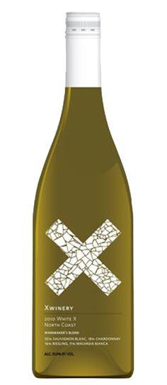 X WINERY white X wine PD #taninotanino #vinosmaximum