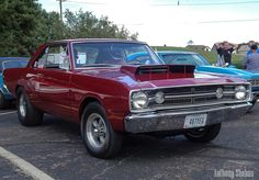 1968 Dodge Dart, 70s Muscle Cars, Mopar Or No Car, Car Storage, Dusters, Drag Cars, All Cars, Guy Stuff, Chevrolet Corvette