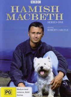Hamish Macbeth - loved this series...was browsing pins and then I stopped...is that Robert Carlyle? AKA Rumpelstiltskin in ABC's Once Upon a Time?! Yes. Yes it is.
