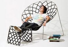 Bem Legaus!: Rede de sentar