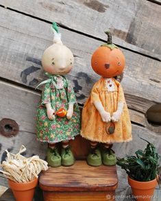 Living Dolls, Creepy Cute, Sewing Toys, Polymer Clay Art, Cute Dolls, Primitives, Handmade Toys, Halloween, Doll Toys