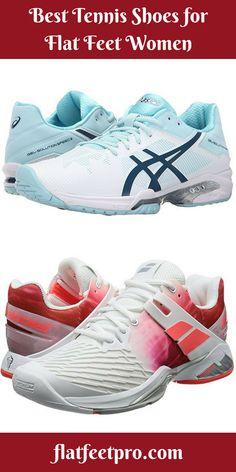 9 Flat feet tennis shoes ideas | flat