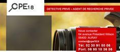 CPE, société d'investigations et de recherche privée en Bretagne