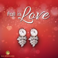 Fall in love this Valentine's with #AffaireDeCoeur collection. <3  For details & quotations, you can reach us @ +91 9971098873.  #SLGJewellers ##ValentinesWithSLG