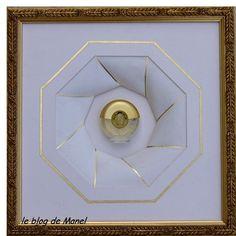 les cadres de Manel / Miniature Lalique  / hélice octogonale /  http://le-blog-de-manel.over-blog.com/