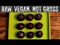 Chocolate Truffles   Raw. Vegan. Not Gross