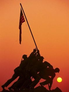 Iwo Jima Memorial, Washington DC Photographic Print by Matthew Borkoski at Art.com
