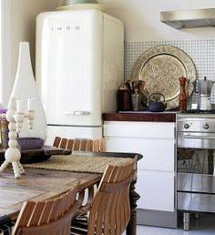 smeg kjøleskap mint - Google-søk