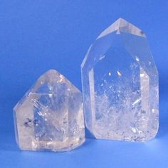 Crystal Quartz – increases energy of other crystals, clears negative energy, great meditation tool