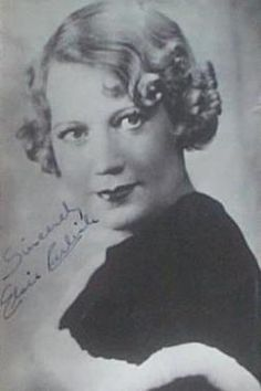 "Elsie Carlisle - My Favorite Song - ""The Clouds Will Soon Roll By"""