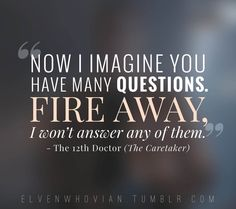 The Caretaker - Quote 4 by ElvenWhovian on deviantART