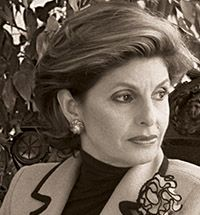 Gloria Allred. One of the most amazing women of our time. Seeking justice for women and fighting tirelessly for women's rights.  Watch the Netflix Documentary Seeing Allred and see for yourself.
