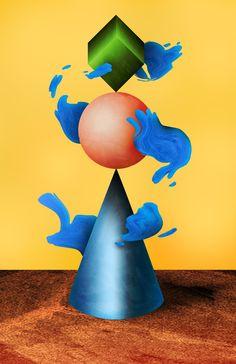 Balancing Act - Anton Pearson