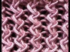 How to knit the Rickrack Rib stitch.  Written instructions can be found on the blog:    http://theweeklystitch.blogspot.com/2011/12/rickrack-rib.html