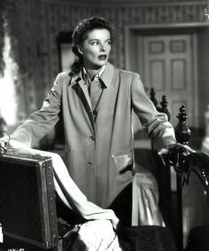 "Katharine Hepburn ""Undercurrent"" (1946)"