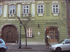 Cafe Ruszwurm - the oldest pastry shop in Europe?