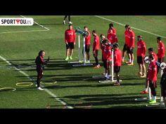 Más 'caña' del profe Ortega al Atlético antes del Eibar - YouTube
