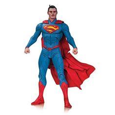 BLOG DOS BRINQUEDOS: DC Comics Designer Series 1 Superman