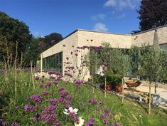 exterior of hill house featured in riba and Grand Designs house of the year 2017