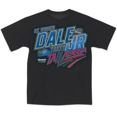 The official Dale Earnhardt Jr. victory tee from Talladega | Raceline Direct