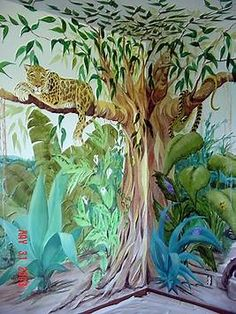 Image result for childrens murals