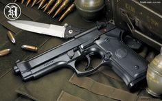 Beretta M9 Find our speedloader now! http://www.amazon.com/shops/raeind