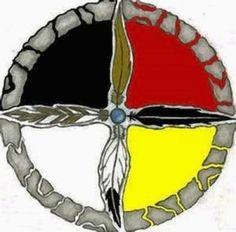 Lakota Medicine Wheel : http://nativeamericanencyclopedia.com/lakota-medicine-wheel/