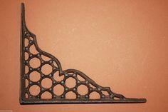 4 Honeycomb Shelf bracket shelf brackets corbel by WePeddleMetal