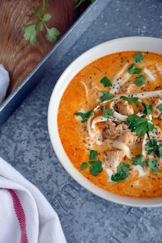 Thai Red Curry, Tasty, Healthy Recipes, Meals, Dinner, Cooking, Ethnic Recipes, Curries, Food