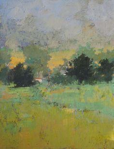 """Paul Balmer - """"Provence"""" Oil on Canvas 26""""x 20"""""""