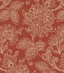 Home Decor 8''x 8'' Fabric Swatch- Belinda Clementine
