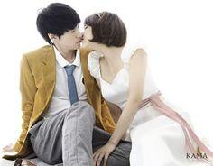 Tablo and Kang Hye Jung - so sweet