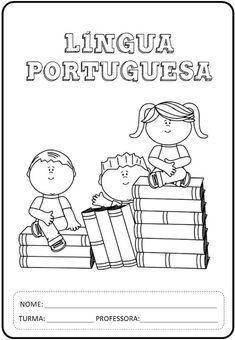 Criar Recriar Ensinar: CAPAS PARA CADERNOS Kindergarten, Comics, Origami, Google, Instagram, Holiday Activities, Class Activities, Fathers Day, Children Pictures