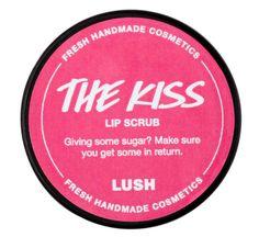 """Скраб для губ """"Поцелуй"""" Lush 495 ₽"""