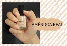 Unha da semana: Nude Nailwear Pro+ Amêndoa Real - mais em www.cinthiasobral.com