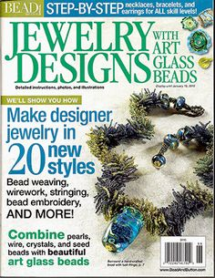 2009 Special Issue, Bead & Button,Jewelry Designs (Used) at Sova-Enterprises.com