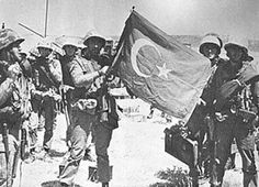 July 20, 1974: The Turkish invasion in Cyprus, which split the island in half