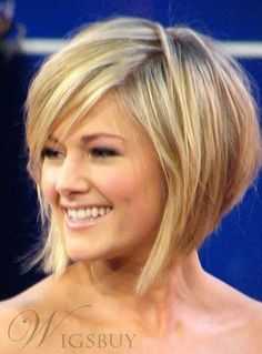 possible new hair cut Celebrity with short hair styles 2014 Bob Hairstyles For Round Face, Short Bob Hairstyles, Pretty Hairstyles, Black Hairstyles, Pixie Haircuts, Short Hair Cuts For Women With Round Faces, Medium Hairstyles, Hairstyles Haircuts, Short Hair For Round Face Double Chin