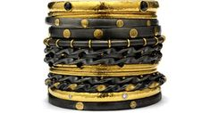 Stackable Gurhan Bracelets! #Orloffjewelers