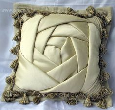 Красивые подушки. МК. Обсуждение на LiveInternet - Российский Сервис…