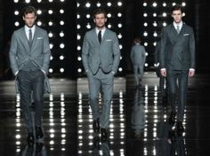 Ermano Scervino menswear collection