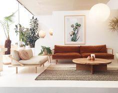 Minimalist Living Room Interior Design You Can Try Now 36 Living Room Goals, Boho Living Room, Living Room Decor, Earthy Living Room, Van Living, Bedroom Decor, Home Interior, Living Room Interior, Interior Designing