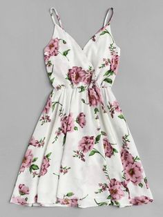 Flowers Print Cami DressFor Women-romwe Flowers Print Cami DressFor Women-romwe Source by The post Flowers Print Cami DressFor Women-romwe appeared first on How To Be Trendy. Cute Casual Outfits, Pretty Outfits, Pretty Dresses, Stylish Outfits, Beautiful Dresses, Casual Dresses, Girls Dresses, Summer Dresses, Cute Teen Dresses