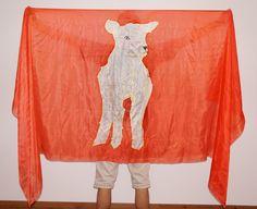 Worship Dance Silk Lamb, Tanztuch Lamm, Anbetungstanz, Banner Worship Dance, Silk Painting, Flags, Banners, Shopping, Banner, National Flag, Posters, Bunting