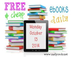 Today's FREE & Cheap ebooks include  Minecraft, Vegetarian cooking and MORE!! 10/13/14