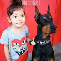 Cutie and the Beast Don't miss your chance to participate in next #Dog #Photo #Contest