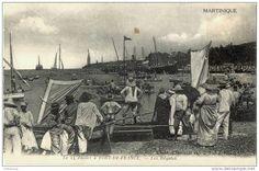 Régates du 14 Juillet à Fort de France. Martinique