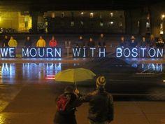 An Emotional Reaction to the Boston Marathon Bombing