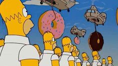 """Homer Simpson says """"D'oh"""" a lot. Probably eleventy-billion times, considering that """"The Simpsons"""" has run for 25 years this December. You know what else he says a lot? Yeah, you do. Simpsons Meme, The Simpsons, Homer Simpson, Parks N Rec, Futurama, Cool Cartoons, The Good Old Days, Pop Culture, Geek Stuff"""